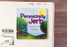 Persnickety Jerb is a new children's book about a particular little goob who is trying to find a best friend but no one seems to match his rather long list. Check out our website to find out if he ever finds a best friend!!