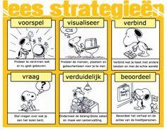 Lezen -> leesstrategieën
