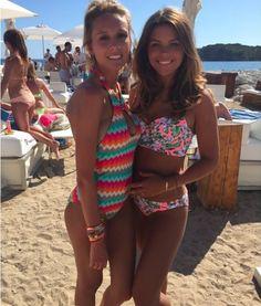TOWIE star Chloe Lewis stuns in bikini on holiday in Ibiza, 23 May 2015