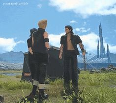 The interactions in that game felt so real
