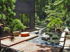 40+ DIY Inexpensive Backyard Zen Garden Designs Ideas