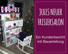 Kinder Beauty Salon selber bauen - www.limmaland.com/blog