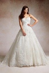 Romantic and Dreamy Cheap Wedding Dresses