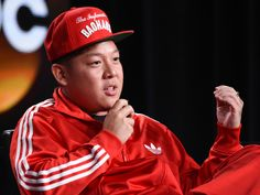 "ABC's ""Fresh Off the Boat"" The TV show, based on Eddie Huang's memoir, retains some of the book's raw sensibility, but as he tells it, it's been a fight to keep his life's story from becoming a ""cornstarch sitcom."""