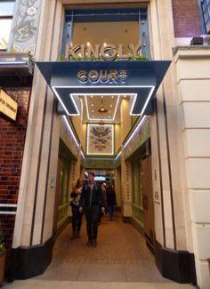 Kingly Court, London - Foto: S. Hopp