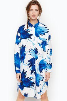 Monki | Shirts & blouses | Emelie poplin shirt