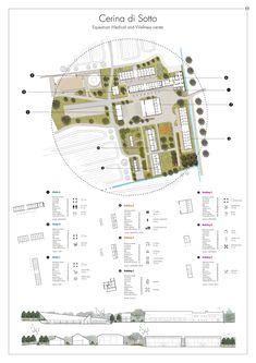 #LandscapeArquitecture Architecture Site, Architecture Concept Diagram, Architecture Graphics, Architecture Portfolio, Architecture Drawings, Landscape Architecture, Urban Design Concept, Urban Design Diagram, Presentation Board Design