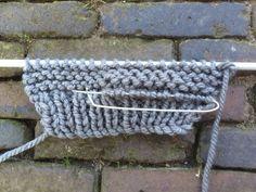 Wegkruipvest in ribbelsteek Sweater Fashion, Merino Wool Blanket, Sewing, Knitting, Crochet, Crafts, Google, Sweaters, Sink Tops