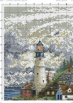 cliffside lighthouse 2/5
