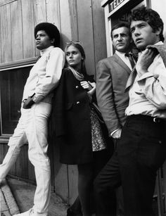 #Sixties | The Mod Squad