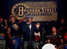 Bourbon Street Blues Club Amsterdam