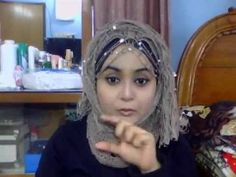 ready for a party hijab tutorial