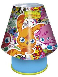 STARTING SOON Spearmark Moshi Monsters Moshlings Kool Lamp, Lamaze Shearamy Sheep Mobile