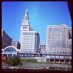 Cleveland!