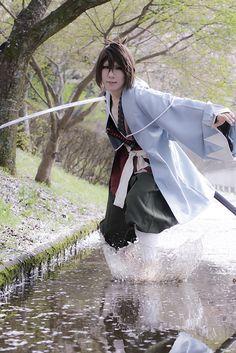 和装 - Mutsura(Mutsura) Souji Okita Cosplay Photo - WorldCosplay