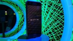 """Super-Secure Smartphone Cuts Power to Camera, Mic With One Tap // Cybersecurity firm DarkMatter introduced its first smartphone—an uber-secure handset designed to block spy agencies. Named after the Arabic word for """"silence,"""" the Katim phone launched Monday at Mobile World Congress in Barcelona. A …"""