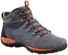 The Columbia Men s Peakfreak Venture Mid Suede Shoe is a versatile  waterproof suede hiking boot with 8d8260f19b