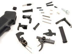 DPMS Lower Parts Kit  $60  http://www.rainierarms.com/?page=shop/detail&product_id=1460