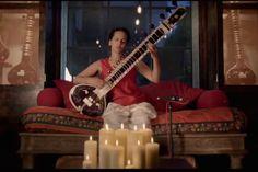 Sinfini Session: Sitar player Anoushka Shankar pays tribute to her father, Ravi Shankar