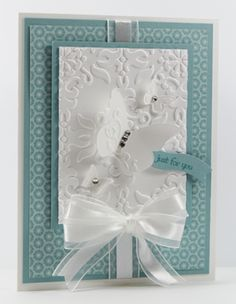 Shop for Stampin' Up! Learn how to create simple & pretty cards. Daily card ideas, paper crafting tips, stamping videos & tutorials. Wedding Shower Cards, Wedding Cards, Bridal Shower, Cool Cards, Diy Cards, Birthday Cards, Happy Birthday, Wedding Card Templates, Wedding Anniversary Cards
