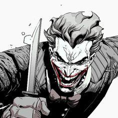 The Joker in Arkham Knight Genesis #6