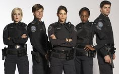Yes! Yes! Yes!! Rookie Blue : )