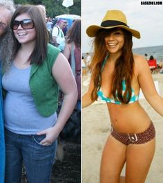 Weight Loss Before and After Photos(29 Images)