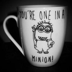 Despicable Me Coffee Mug