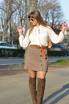 The Dress Sense: How to look like a Seventies girl