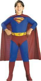 Superman Costume Child Size