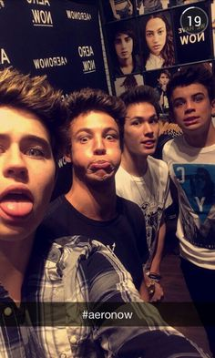 Awww Nash, Cameron, Carter, and Hayes.