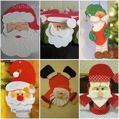 Nesse post vamos te apresentar 10 Moldes para fazer Papai Noel de Feltro. São dicas super lindas para fazer neste Natal e encantar seus convidados com uma decoração fofa e criativa.