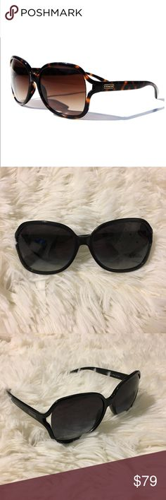 84fb5aad91 Women's Coach Selma Black Sunglasses 100% UV First picture is just for  reference the frames