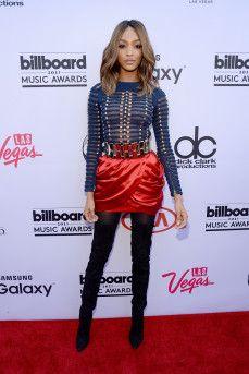Jourdan Dunn attends the Billboard Music Awards on May 17, 2015 in Las Vegas, Nevada