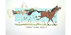 Horse Cartoons!