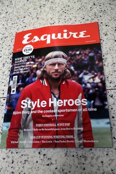 "...4me4you... - IN ""Camden News"" store to see ""esquire"" magazine"