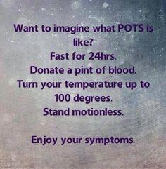 #truth #POTS #dysautonomia