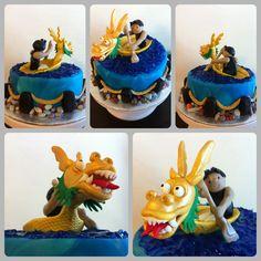 Dragon Boat Cake II
