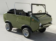 1967 Fiat 599 Ferves Ranger 13 Things I Found on the Internet Today (Vol. CCXXVIII)
