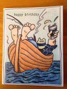 Boating Birthday