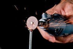 How to Use a Dremel to Cut Glass | DoItYourself.com