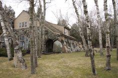 https://flic.kr/p/9FPNrU | Earl Young Boulder Manor - Charlevoix, MI 20110423 - 2