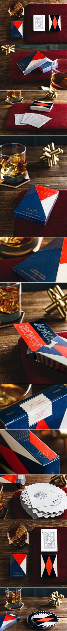 Get Lucky With Lucky Draw Playing Cards — The Dieline | Packaging & Branding Design & Innovation News