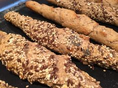 Backen mit Christina … | Dinkelkornspitz Bread Rolls, Bread Recipes, Banana Bread, Sausage, Bakery, Brunch, Healthy Recipes, Vegan, Food And Drink