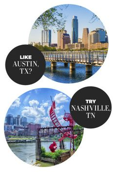 In the midst of summer, our wanderlust is at an all time high. If you like Austin, Texas, you'll love Nashville, Tennessee. Find out more about the trendy travel destination here.