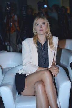 Malfunction wardrobe maria sharapova