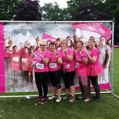 Well done to the girls in the infection prevention and control team who took part in the pretty muddy race for @cr_uk what a great achievement! #pictureoftheday #NHS #healthcare #proud #weareNHFT http://ift.tt/1UNjjIK