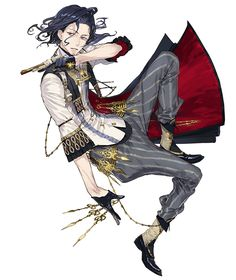 Harold Siemens from Atelier Sophie: The Alchemist of the Mysterious Book