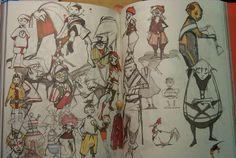 Koji Morimoto Orange Scrapbook
