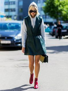 Copenhagen Fashion Week's Hippest 27 Outfits via @WhoWhatWearUK